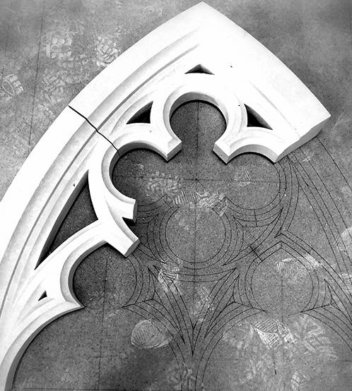 Taille & Pose de pierre - Arte Pierre